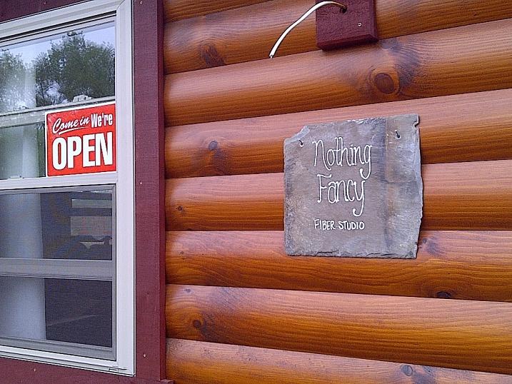 Amish Built Log Cabin to Enon Valley, PA