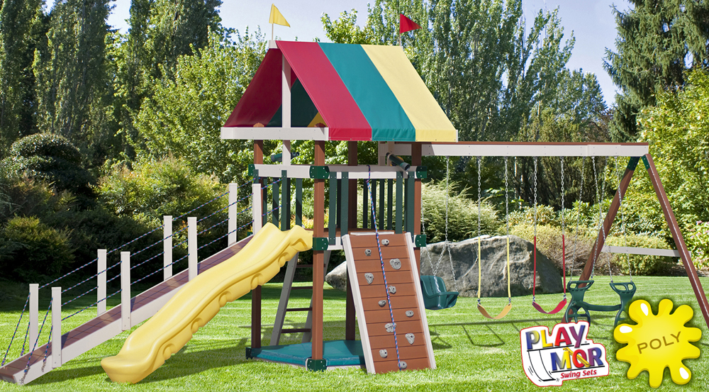 PlayMor Poly Playsets in Ohio