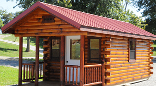 Portable Log Cabins in Ohio
