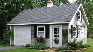 Outdoor Sheds in Ohio