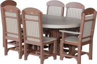 4x6' Oval Table Set #2