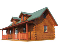 Deluxe Log Cabin Series