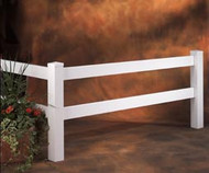 Ranch Fence 2-Rail