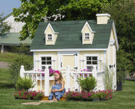 Cape Cod Playhouse | Wayside Lawn Structures in Columbiana, Ohio