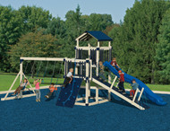 Discovery Depot Set D59-3 Swingset | Adventure World Playsets
