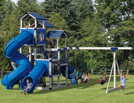 Jolly Jamboree Swing Set at Wayside Lawn Structures in Ohio