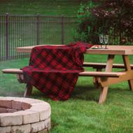 6' Rectangular Picnic Table