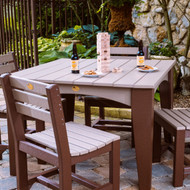 """Island Dining Table (44"""" Square)"""