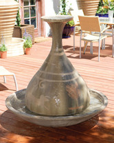 Genie Fountain (GFRC in Custom finish)