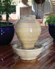 Greek Jar Fountain (GFRC in Ancient finish)