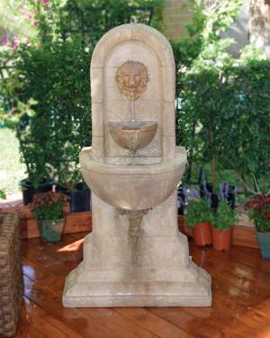 Lion Fountain (GFRC in Standard finish)