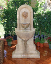 Lion Fountain (GFRC in Standard finish)