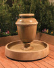 Venetian Fountain (GFRC in Sierra finish)