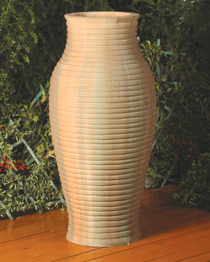 Amphora Planter (GFRC in Sierra finish)