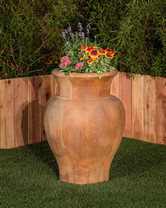 Madison Planter (GFRC in Chestnut finish)