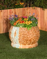 Weave Planter (GFRC in Atri finish)