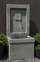 Brentwood Fountain (GFRC in Greystone finish)