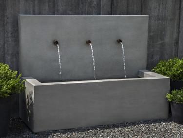 Long Beach Fountain (GFRC in Greystone finish)