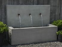 Long Beach Fountain (GFRC in Greystone finish)