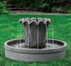 Palomar Fountain (Cast Stone in Alpine Stone finish)