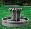Palomar Fountain (Cast Stone in Alpine Stone finish)