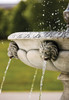 Parisienne Fountain Detail (Cast Stone in Alpine Stone finish)