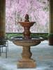 San Pietro Fountain (Cast Stone in Pietra Nuova finish)