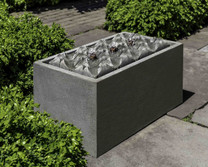Waves Fountain (Cast Stone in Alpine Stone finish)