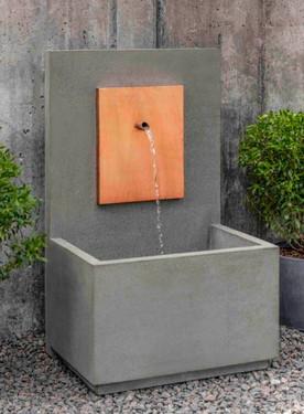 MC2 Fountain Copper (Cast Stone in Alpine Stone finish)