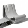 Willy Guhl Chair (Fiber cement in gray finish)