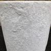 Dock Table Stool Detail (Fiberglass resin and aggregate in white stone finish)
