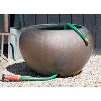 Hose Pot (Terracotta in Bronze Glaze)