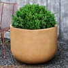 Contour Planter (Glass Fiber Reinforced Concrete in Travertine Finish)