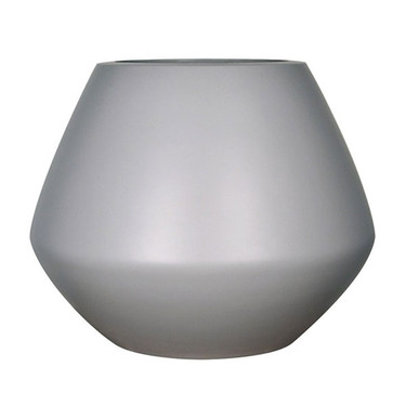 Belize Planter (Glass-fiber reinforced concrete in Cool Grey Solid finish)