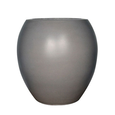 Legacy Urn Planter (Glass-fiber reinforced concrete in Rain Cloud Natural Concrete finish)