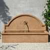 Aranjuez Fountain - Cast Stone in Travertine Finish