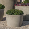 Design.Urb Series 2 Planters - Cast Stone in Greystone Finish