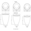 Design.Urb Series 3 Planter Specifications