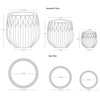 Lambrate Planter Specifications