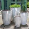 Ojai Planters (Terracotta in Pearl Gloss Glaze)