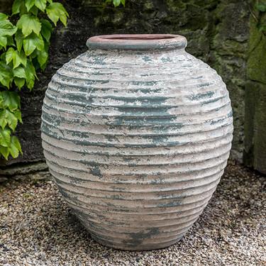 Palatine Jar (Terracotta in Vicolo Terra Glaze)