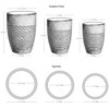Rustic Hyphen Planters Specifications