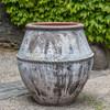 Via Dei Coronari Planter (Terracotta in Vicolo Antico Glaze)
