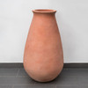 Oliviere Jar: Terracotta in natural finish