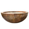 Moderno 4 Copper Fire Pit (hammered copper)