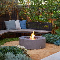 Ark 40 Fire Pit Table (Concrete in Natural)
