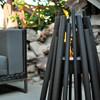 Stix Portable Fire Pit, Black, Detail