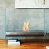 Igloo Designer Fireplace indoor application