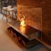 Igloo Designer Fireplace outdoor application