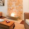 Igloo Designer Fireplace residential application